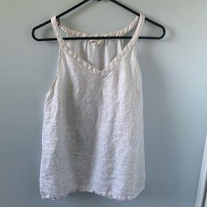 Artisan NY sleeveless blouse.